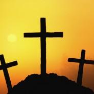 Crucifixion Reenactment