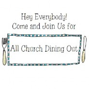 All Church Dining Out